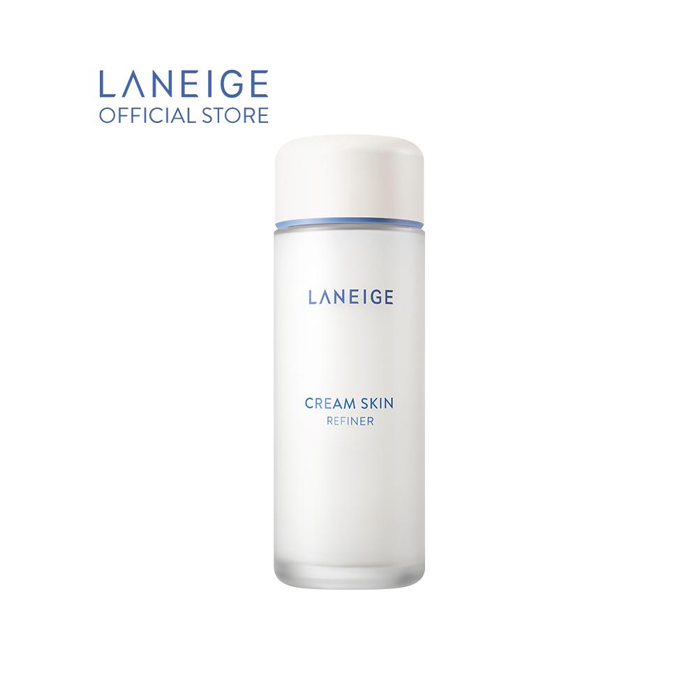 Nước cân bằng dưỡng ẩm Laneige Cream Skin Refiner 150 ml