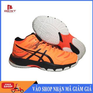 Giày bóng chuyền, GEL BEYOND A03GB cầu lông chuyên nghiệp, có 3 màu lựa chọn ảnh thật dành cho nam thumbnail