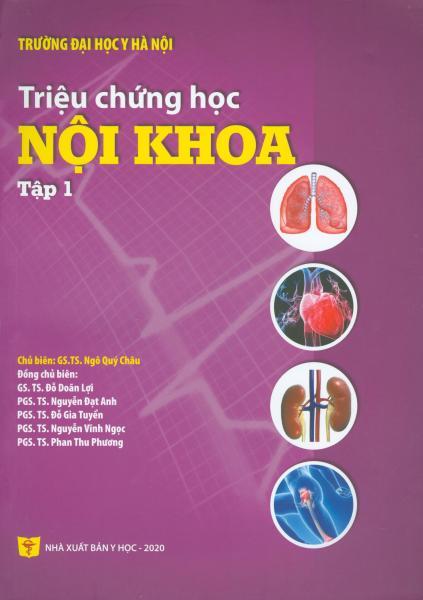Mua Triệu chứng học nội khoa Tập 1