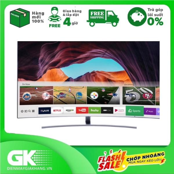 Bảng giá Smart Tivi QLED 4K UHD Samsung 55 inch 55Q8CNA - Bảo hành 2 năm. Giao hàng & lắp đặt trong 4 giờ