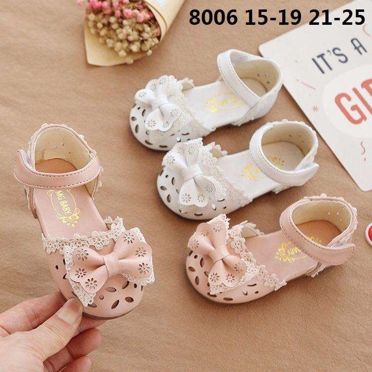 Giá bán Giày búp bê xinh yêu cho bé gái từ 7 tháng đến 2 tuổi