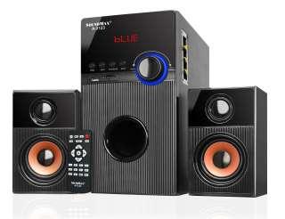 Loa Soundmax A2123/ 2.1 (Đen)