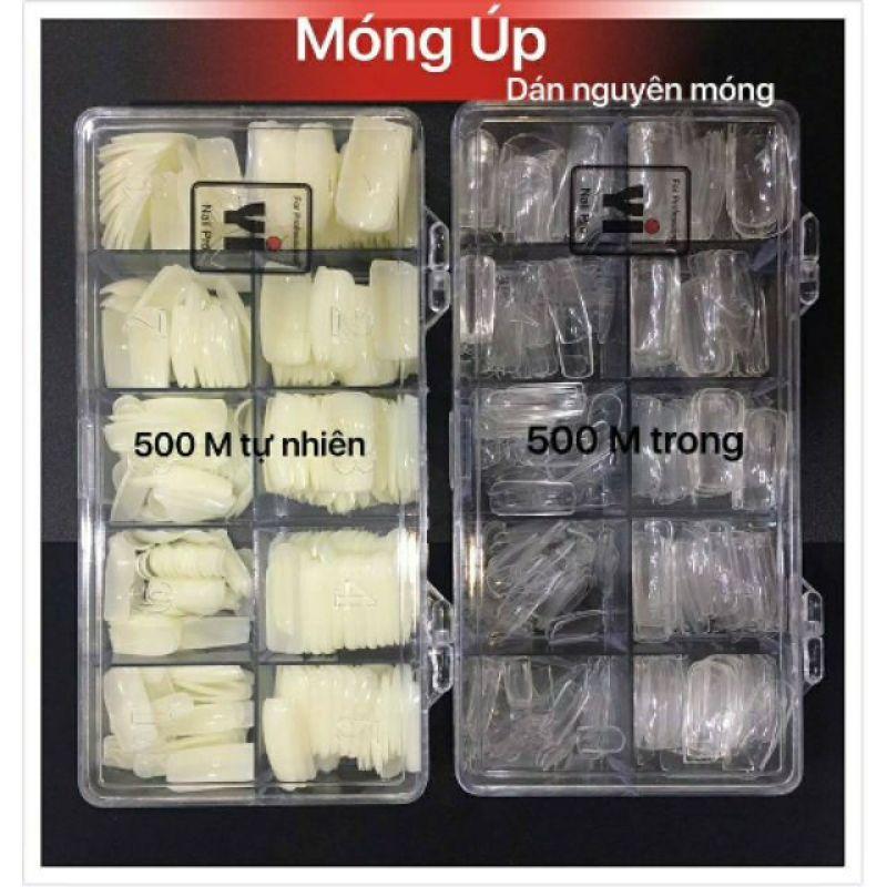 Móng Úp Hộp Hàn [ 500 Móng ] - sinailmi giá rẻ
