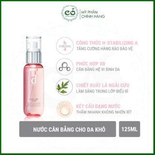 [HCM]Nước Cân Bằng Cấp Ẩm Sâu Cho Da Khô Dprogram Moist Care Lotion 125ml thumbnail