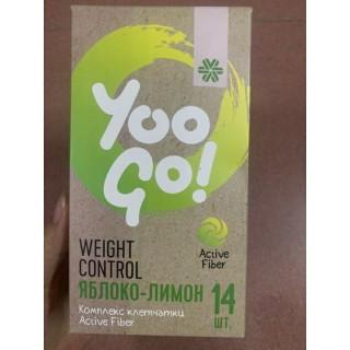 YOO GO WEIGHT CONTROL DRINK MIX (giảm cảm giác thèm ăn) thumbnail