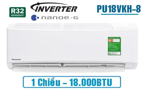 Điều hòa Panasonic PU18VKH 1 chiều 18000 inverter