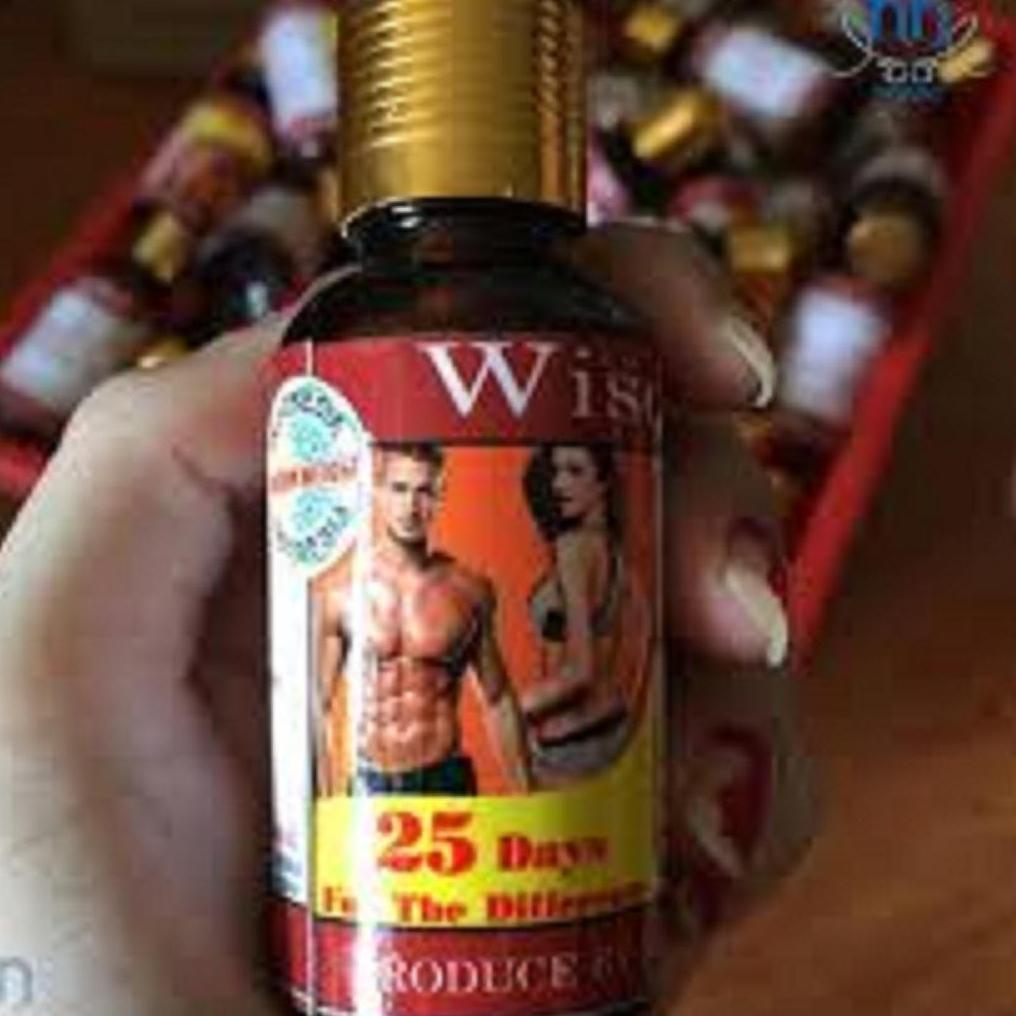 Tăng Cân Wisdom Weight - 25 viên/hộp nhập khẩu