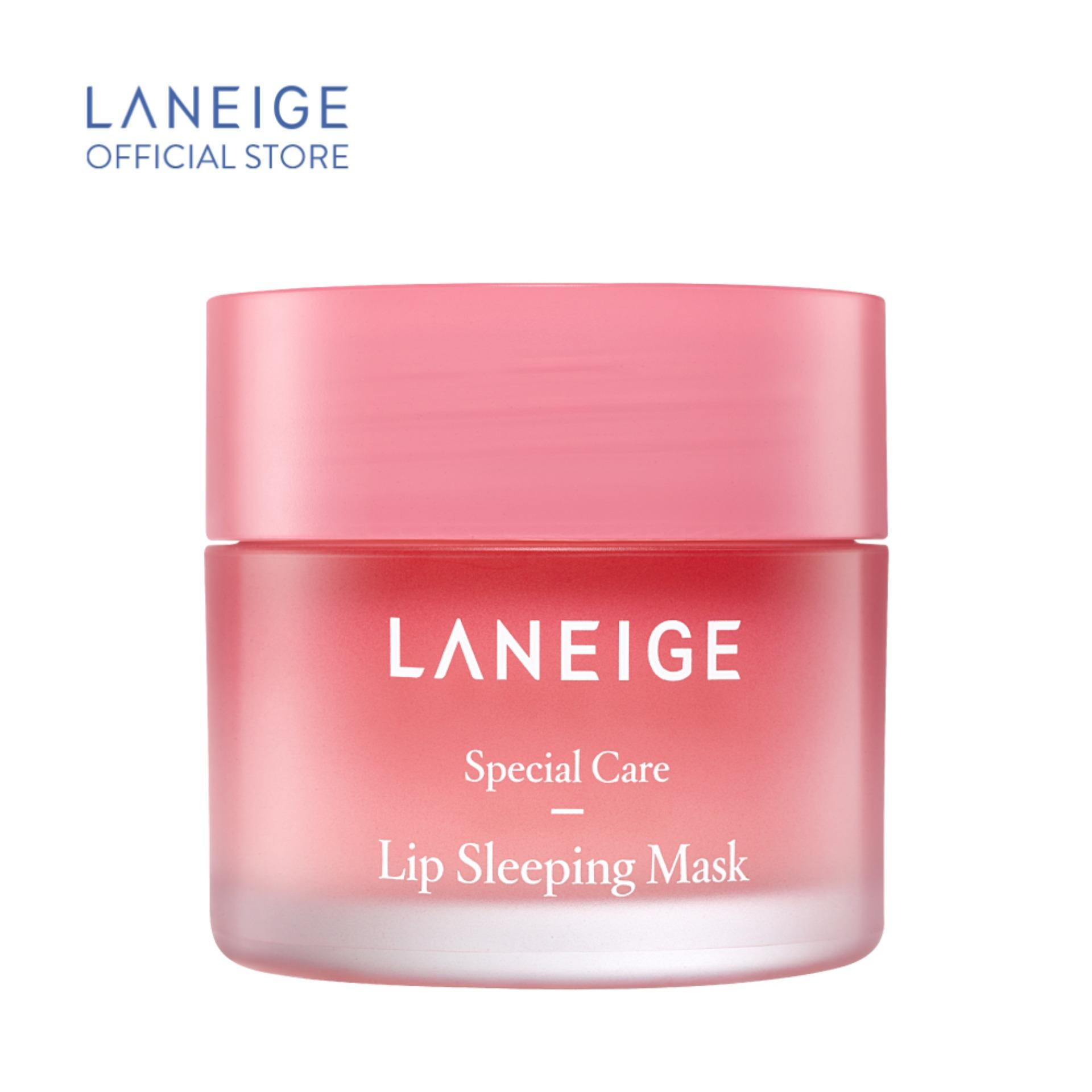 Mặt nạ ngủ cho môi hương quả mọng Laneige Lip Sleeping Mask Berry 20g