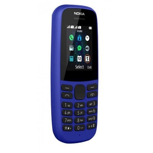 Điện thoại Nokia 105 Dual SIM 2019 - Hàng chính hãng