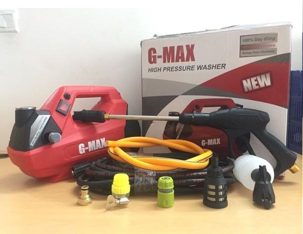Máy Rửa Xe Gmax 12 Pro 2380W