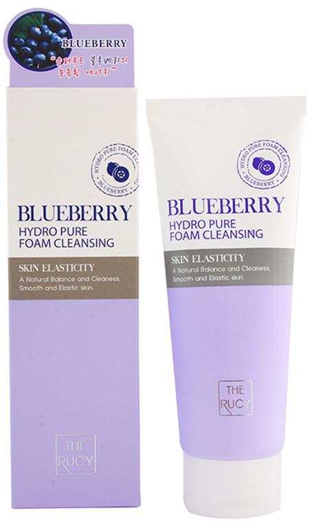 Voucher Khuyến Mãi Sữa Rửa Mặt Việt Quất The Rucy Blueberry The Rucy 150ml LKshop