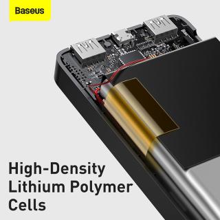 Pin sạc dự phòng Baseus dung lượng 10000mAh, màn hình LED hiển thị, công suất 15W sạc nhanh QC, PD cho iPhone, Samsung, Xiaomi,....-Phân phối chính hãng tại Baseus Việt Nam 4