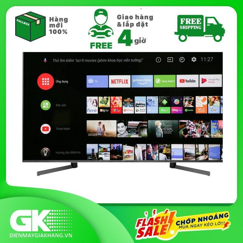 Bảng giá Smart Tivi Android Sony 4K 55 inch KD-55X9500G - Bảo hành 2 năm. Giao hàng & lắp đặt trong 4 giờ
