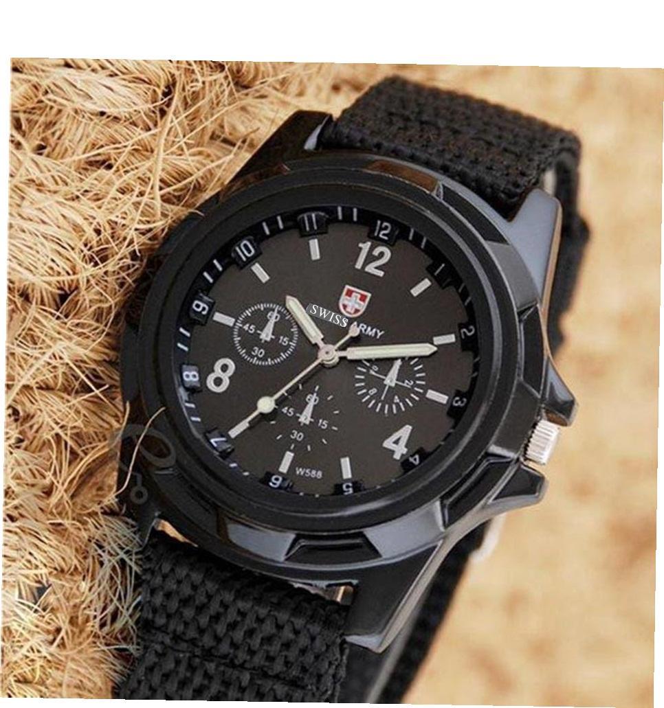 Đồng hồ quân đội- đồng hồ lính( đen) Nhật Bản