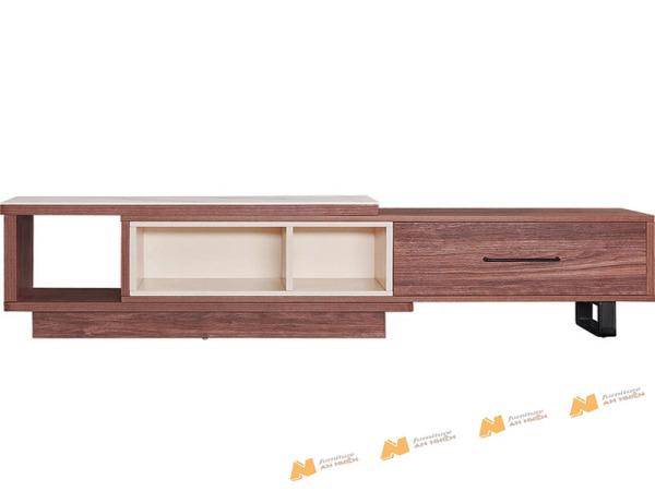 Giá bán Tủ gỗ An Nhiên hiện đại góc cạnh sắc nét phù hợp căn hộ xứng đáng đồng tiền bỏ ra Gỗ MDF loại cao cấp độ dày 17mm chất lượng gỗ vượt trội Mẫu mới hiện đại G93