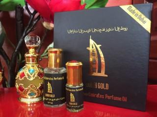 Tinh dầu nước hoa Dubai nguyên chất sỉ lẻ 17ml,15ml 5ml. Hàng nhập khẩu chính hãng, có đầy đủ tem nhãn mác thumbnail