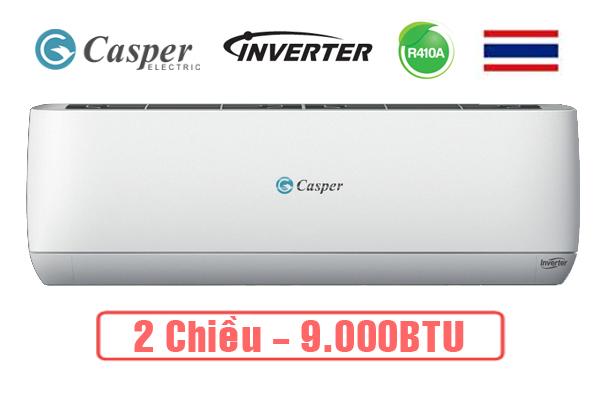 Điều Hòa Casper GH-09TL32 2 Chiều Inverter 9000BTU