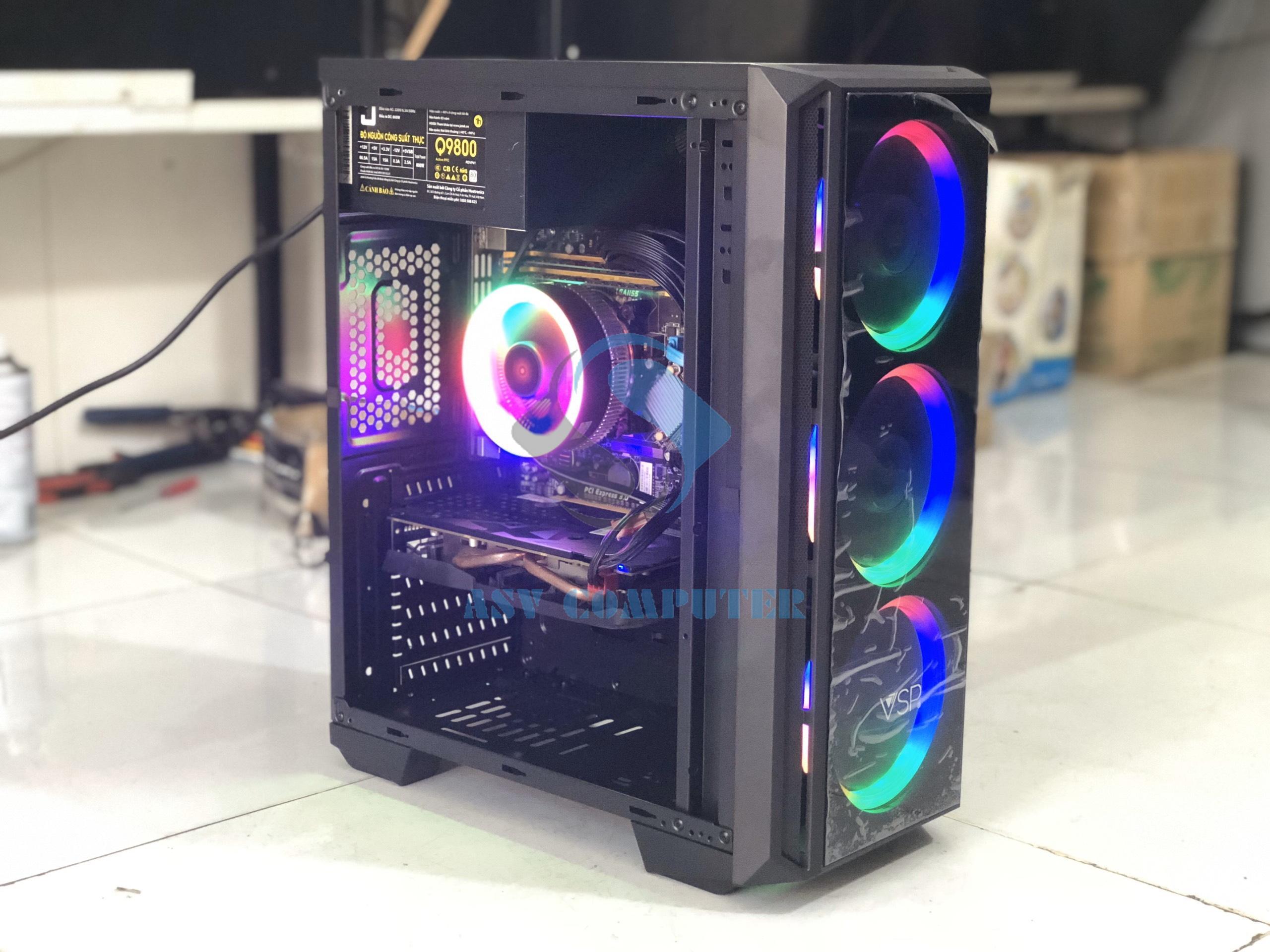 Máy Tính Chơi Game I5-3570, Ram 8GB, Card GTX 1060 3GB Siêu Ưu Đãi tại Lazada