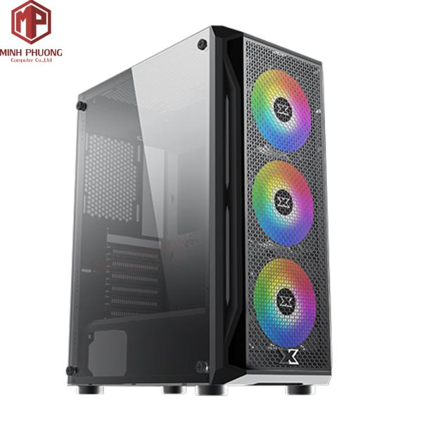 Bảng giá vỏ case máy tính pc để bàn XIGMATEK GAMING X 3FX (không kèm fan) Phong Vũ