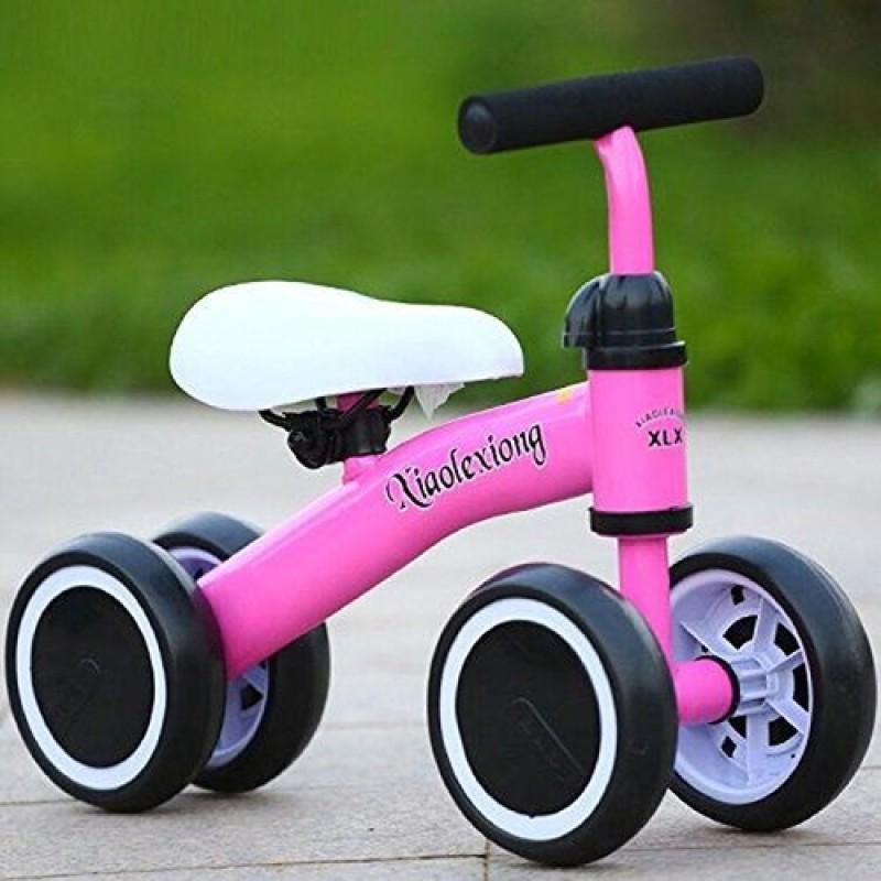 Mua Xe thăng bằng 4 bánh chòi chân nhiều màu cho bé