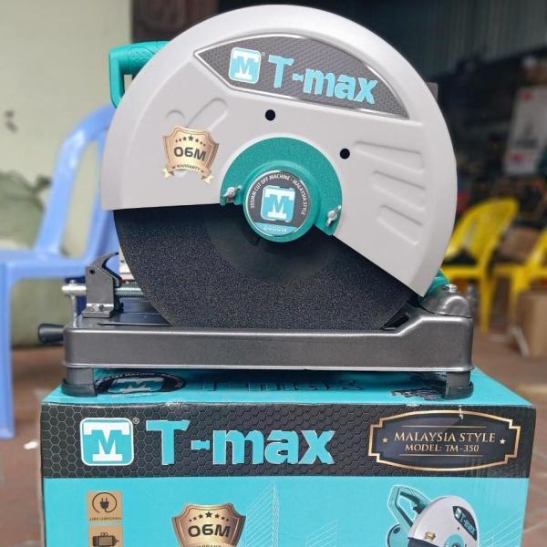 Máy cắt sắt bàn 355 T- MAX 2400W chính hãng - tặng kèm đá cắt