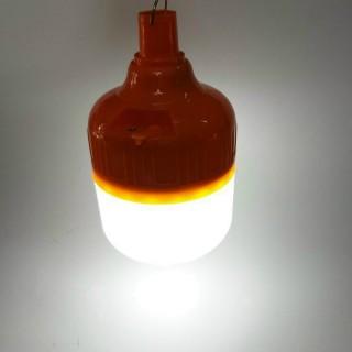 [ LOẠI TỐT ] Bóng đèn LED tích điện 6-8h 3 KIỂU SÁNG - loại TỐT sạc tích điện có móc treo TẶNG KÈM PIN VÀ DÂY SẠC thumbnail