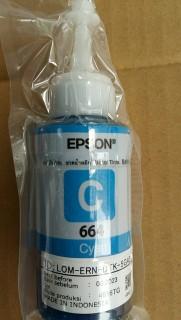 [HCM]Epson 664 C màu xanh cho epson l300 L310L 350 L360 L1300 hàng bóc máy thumbnail