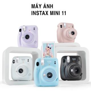 Máy Chụp Ảnh Lấy Liền Fujifilm Instax Mini 11 , tặng kèm 10 phim -Hàng Chính Hãng