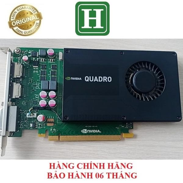 Bảng giá Card màn hình Nvidia Quadro K2000 2GB GDDR5 128Bit hàng tháo máy chính hãng bảo hành 6 tháng Phong Vũ