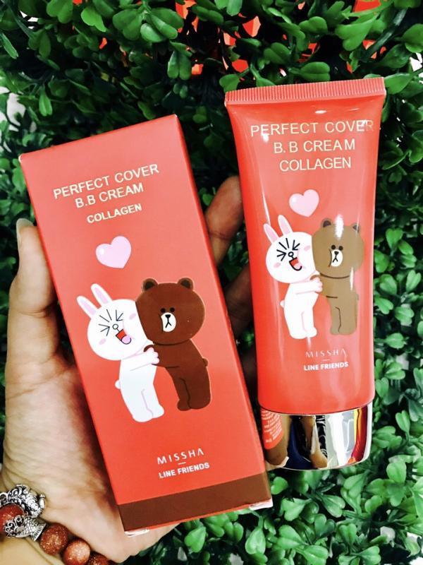 Kem Lót Makeup Missha Bb Collagen Cao Cấp tốt nhất