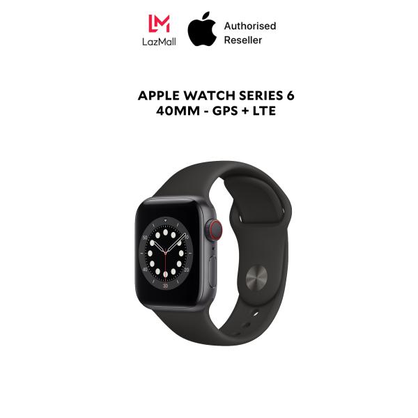 Apple Watch Series 6 40mm LTE bản viền nhôm -Hàng Chính Hãng
