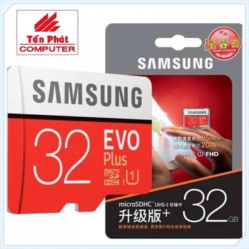 Thẻ Nhớ Micro SD Samsung evo 32G Class 10