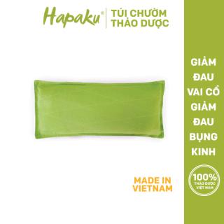 Gối chườm thảo dược nóng lạnh Gối đa năng Hapaku Size Lớn 18x38cm thumbnail