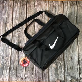 Túi thể thao [ HÀNG XUẤT XỊN ] Túi thể thao Nike - Phù hợp đựng đồ với những chuyến du lịch dài ngày ( túi tập gym, túi thể thao nam, túi thể thao nữ, túi thể thao mini, túi du lịch, túi trống nam, túi trống nike, túi nam nike ) thumbnail