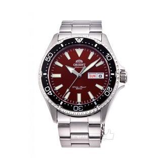 Đồng hồ nam dây thép Orient Mako III RA-AA0003R19B size 42mm dây thép vỏ thép không gỉ chống nước 200m trữ cót 40 tiếng thumbnail