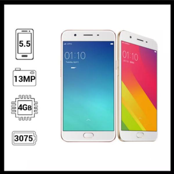 [ Rẻ Vô Đối ] Điện thoại cảm ứng Oppo F1s - A59 ( 4GB/32GB ) - 2 Sim - Mà hình HD rộng 5.5 inches - Hệ điều hành Android 5.1