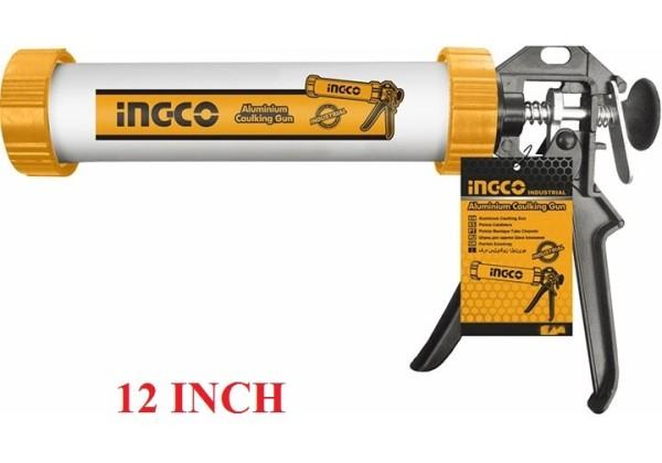 dụng cụ bơm silicon ống nhôm ingco HCG0112