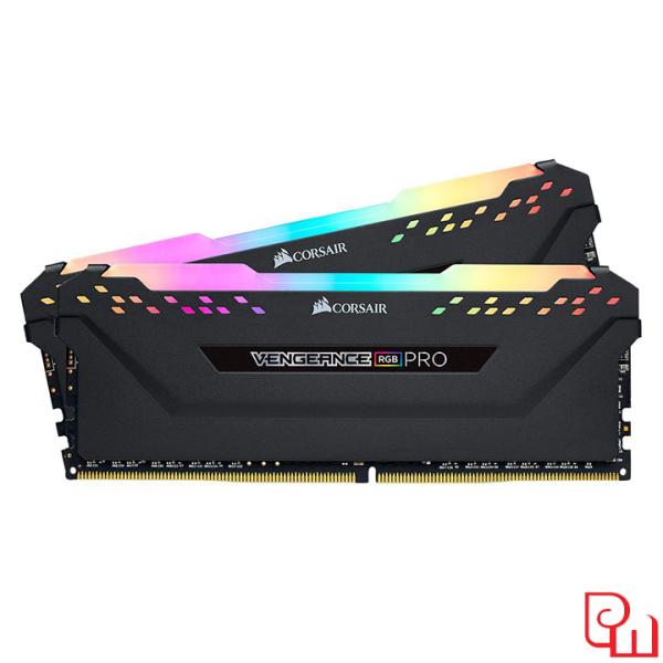 Bảng giá Ram Corsair Vengeance RGB Pro 64GB (2 x 32GB) DDR4 3200MHz CMW64GX4M2E3200C16 Phong Vũ