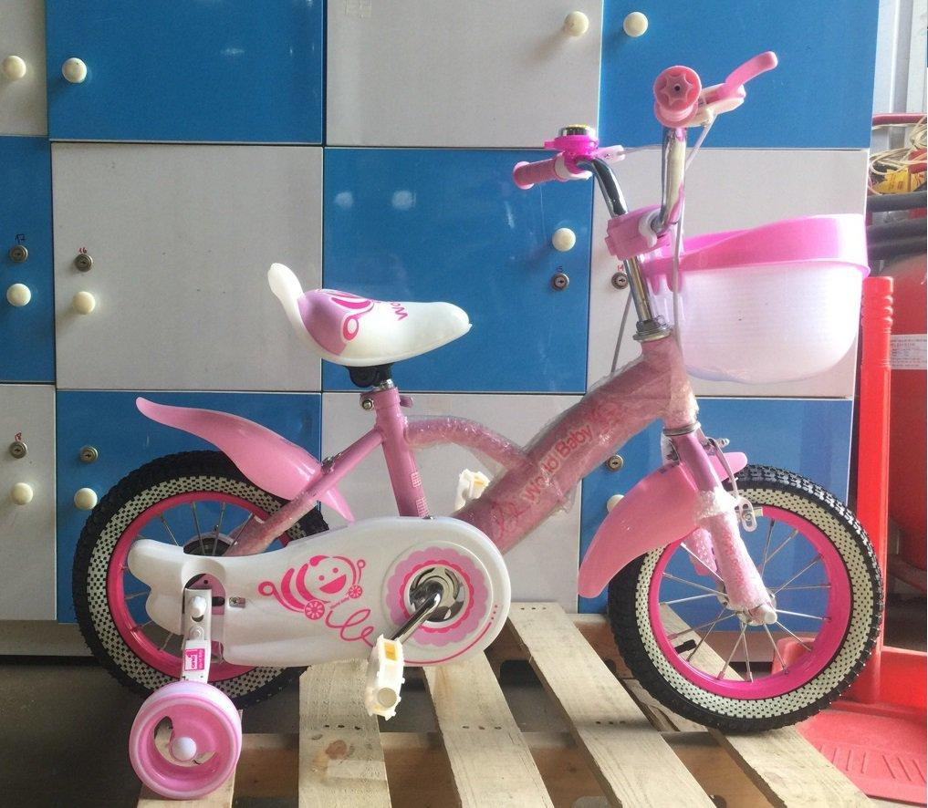 Mua Xe đạp trẻ em nữ 39D12 - 12 inh ( Bé 2-4 tuổi)