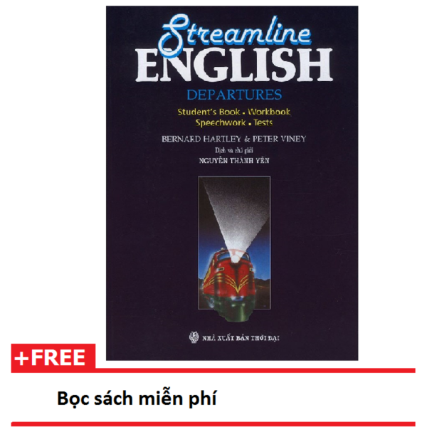 Streamline English - Departures (Kèm 1 CD) - Song Ngữ Anh Việt