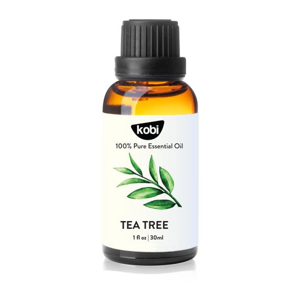 Tinh dầu Tràm Trà Kobi Tea Tree essential oil giúp chăm sóc da, kháng khuẩn hiệu quả - 30ml