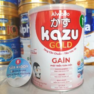 [MGG 10%] Sữa AIWADO KAZU GAIN 0+, 1+, 2+ 350g và 810g thumbnail