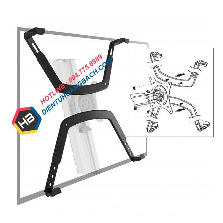 Bảng giá Bộ kẹp màn hình 17 - 27 inch ( sử dụng cho những màn không thiết kế ốc để treo ) Phong Vũ
