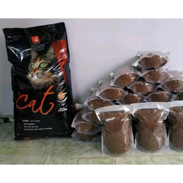 Thức ăn cho mèo Cat Eye 1kg hạt Catseye Hàn Quốc cho mèo mọi lứa tuổi - CutePets