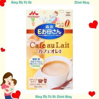 Sữa bầu Morinaga vi cafe, 216g - [HÀNG CHÍNH HÃNG - CÓ TEM PHỤ TIẾNG VIỆT] - Cân bằng dinh dưỡng cho mẹ và bé - tốt cho hệ tiêu hóa - hương vị thơm ngon thumbnail