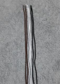 ComBo 3 Cặp Dây Giày Tây Nam Bền Đẹp Chắc TCFashion - QN07195 3