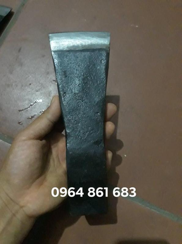 búa bổ củi - loại 1,2 kg - thép xoắn Nga xịn-rèn kĩ thuật cao