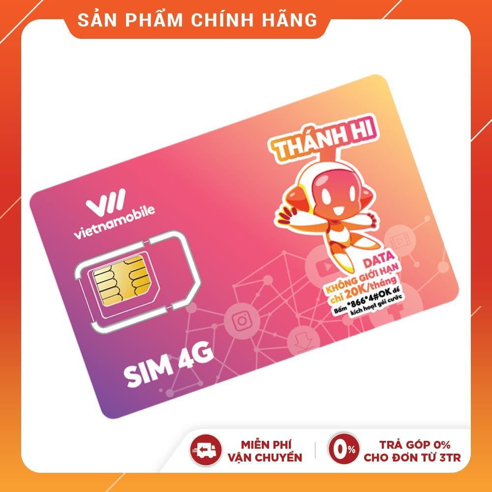 Giá Quá Tốt Để Mua Sim Vietnamobile Thánh Hi