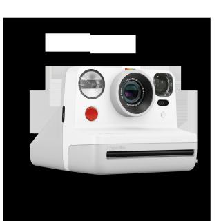 Máy Chụp Ảnh Lấy Liền Polaroid Now - Màu Trắng thumbnail
