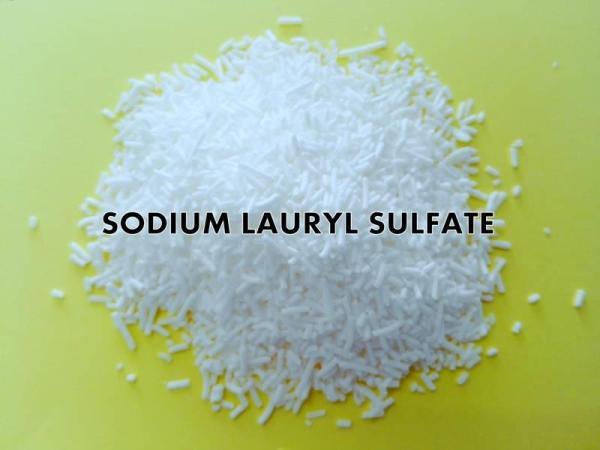 1KG Sodium lauryl sulfate (SLS) - CHẤT TẠO BỌT TRONG HÓA MỸ PHẨM tốt nhất